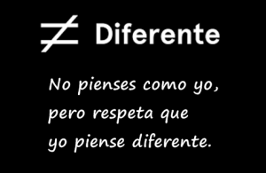 diferente